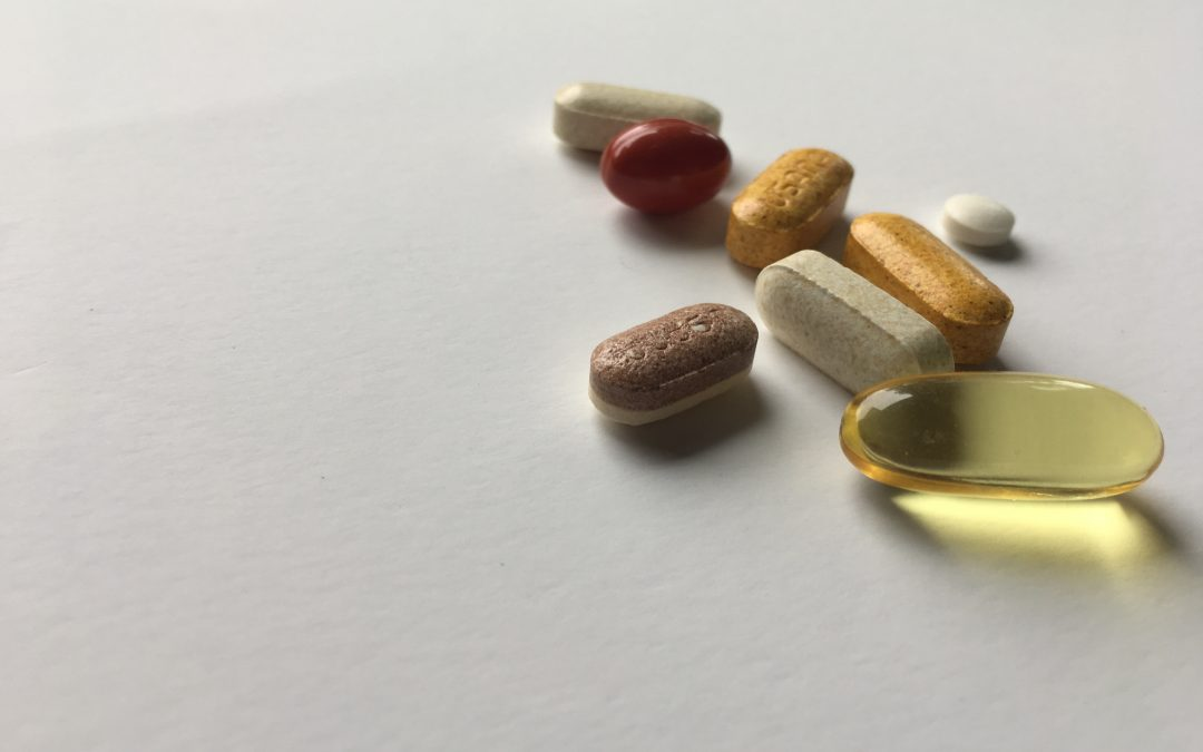 Why healthy eating isn't enough (aka take your vitamins!)